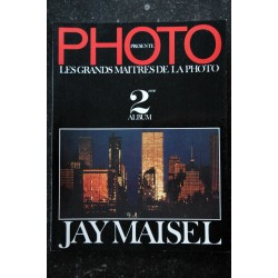 PHOTO LES GRANDS MAITRES DE LA PHOTO TOME 2 JAY MAISEL 66 PAGES 1983 PHOTOGRAPHY