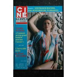 CINE REVUE 1979 n° 20 Yves MONTAND Jane FONDA Michel SERRAULT Ursula ANDRESS Sylvia KRYSTEL