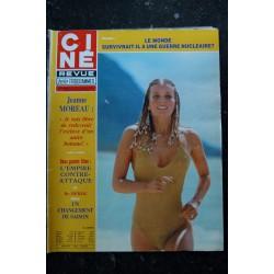 CINE REVUE 1980 n° 16 Gassman DALIDACover +2 p. Louis de FUNES GENSAC Joane DRU Les sous-doués
