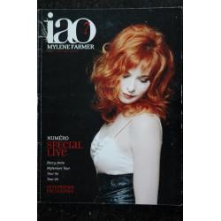 iao n° 1 Mylène FARMER février/mars 2005