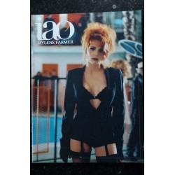 iao n° 5 Mylène FARMER octobre/novembre 2005 * 36 pages Poster
