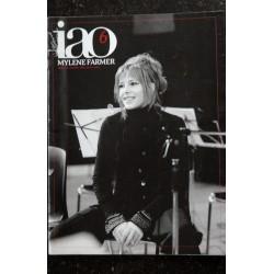 iao n° 9 Mylène FARMER juillet/août/septembre 2006 * 36 pages Poster