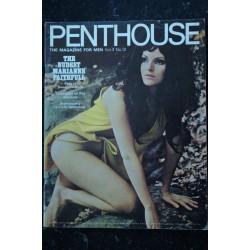 PENTHOUSE UK Vol 03 N° 11 1968 NOVEMBER EVELYN TREACHER