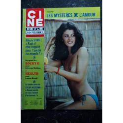 CINE REVUE 1979 n° 29 ROGER MOORE Claudia CARDINALE Roddy McDOWALL E. MACIAS