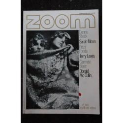 ZOOM MAGAZINE 10 PETER FONDA DONALD McCULLIN SARAH MOON DENNIS STOCK JERRY LEWIS