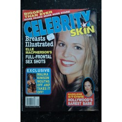 CELEBRITY SKIN 1995 42 MADONNA JULIE STRAIN CAMERON DIAZ T. LORDS SHANNON TWEED