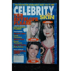 CELEBRITY SKIN 1995 43 KIM BASINGER COURTENEY COX WHITNEY HOUSTON NAOMI CAMPBELL ELLE MACPHERSON A. EVERHART J. DELPY