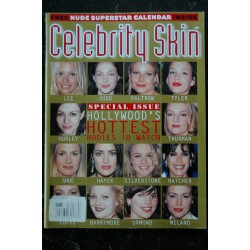 CELEBRITY SKIN 1996 53 Sharon Stone Berry d'angelo Fonda Madonna Campbell Abril Beart Iggy Pop