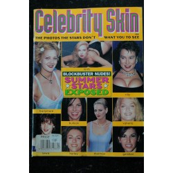 CELEBRITY SKIN 1997 58 Kidman Binoche Paltrow Madonna Theron Jolie Keaton Seymour