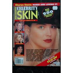 CELEBRITY SKIN 1992 20 SHARON STONE KIM BASINGER MICHELLE PFEIFFER SIGOURNEY WEAVER SHARON STONE SHANNON TWEED TANYA ROBERTS