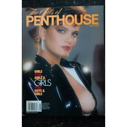 The Girls of PENTHOUSE 1990 02/03 SPECIAL COLLECTOR'S EDITION WORLDWIDE EXTRAVAGANZA