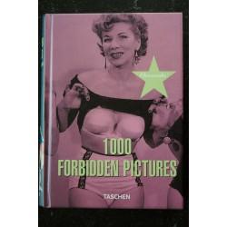 1000 Forbidden Pictures * TASCHEN * 2002 * 768 pages Relié Hardcover