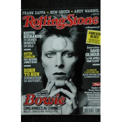 ROLLING STONE 071 L 14199 Cover David BOWIE AC/DC Beatles Stephen King Stones Dylan Birds Beach Boys Who