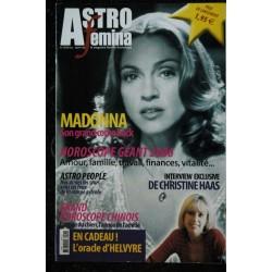 Télé Cable Satellite 810 NOVEMBRE 2005 COVER MADONNA 100% DIVA
