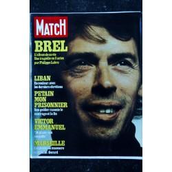 PARIS MATCH N° 1957 1986 THIERRY LE LURON Ses obsèques à La Madeleine