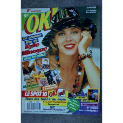 OK ! âge tendre 561 OCT 1986 LIO & ETIENNE DAHO NIAGARA RENAUD INTERVIEW CORYNNE CHARBY