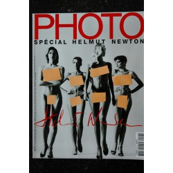 PHOTO 408 SPECIAL HELMUT NEWTON SA VIE SES NUS SES PUBS SON JARDIN SECRET RARE
