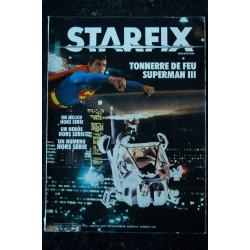 STARFIX Hors-Série 7 CHRISTOPHE REEVE SUPERMAN III TONNERRE DE FEU SUPERGIRL