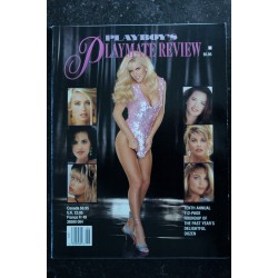 PLAYBOY'S PLAYMATE REVIEW 1994 08 TENTH EDITION