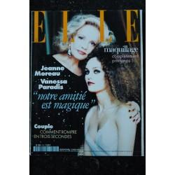 ELLE 2603 NOVEMBRE 1995 COVER VANESSA PARADIS PAR JEAN-MARIE PERIER 50 ANS ! SPECIAL ANNIVERSAIRE