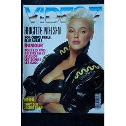 VIDEO 7 117 1991 BRIGITTE NIELSEN JACKIE CHAN ANOUK GRINBERG + CAHIER EROTIC