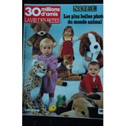 30 millions d'amis 1980 décembre Histoire vraie de NOEL