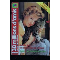 30 millions d'amis 1981 Janvier l'homme de la banquise Poster Lévriers
