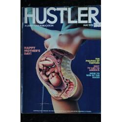 HUSTLER Vol. 04 N° 06 1977/12 CUBA MARLYNN HIGH TIMES ANDREW KOWAL LYDIA VICKI SHANE