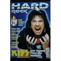 HARD ROCK Magazine 3 * 1984 11 * WASP QUEEN METALLICA MOTLEY CRUE IRON MAIDEN DEEP PURPLE