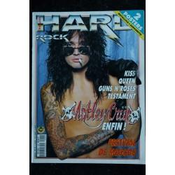 HARD ROCK Magazine 1985 11 n° 15 * KISS VENOM Gary MOORE Paul STANLEY Gene SIMMONS