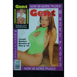 GENT 1993 01 T. LORDS CELEBRITY COVERGIRL LETHA WEAPONS LISA PHILLIPS