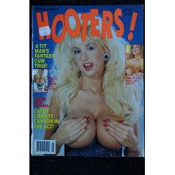 HOOTERS ! 1990 Vol. 1 N° 3 MAMMARY MADNESS * GROS PLANS PHOTO EROTIC CHARME