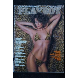 PLAYBOY DEUTSCHLAND 1976 06 Lillian MULLER KENNEDY BEI JASMIN