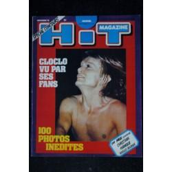 Hit Magazine supplément au n° 74 CLAUDE FRANCOIS N° souvenir avec Poster
