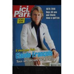 PODIUM Numéro Spécial Hors-Série * 1978 * Claude FRANCOIS