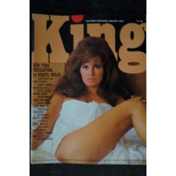 KING 1967 04 JEANNINE JUBERT Bryan FORBES Marie HALLOWI MUIR James FOX Pin-Up SEXY VINTAGE