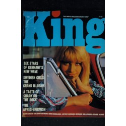 KING 1967 01 RAQUEL WELCH Diane BOND James CAMERON Ted WILLIS Pin-Up SEXY VINTAGE
