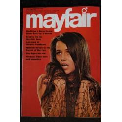 MAYFAIR UK Vol 02 N° 2 1967 02 TRES RARE Narda POWERS Fiona FRASER Betty MARS
