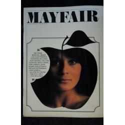MAYFAIR UK Vol 02 N° 4 1967 04 NEUF TRES RARE CLAUDIA CARDINALE CHRISTIANE SIMONE Anne Marie BALINT