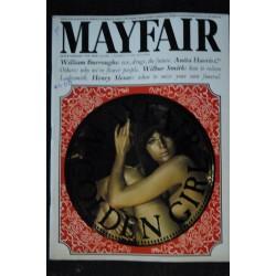 MAYFAIR UK Vol 02 N° 9 1967 09 TRES RARE SHARON JOY LEIGH MONSARRAT BONANZA