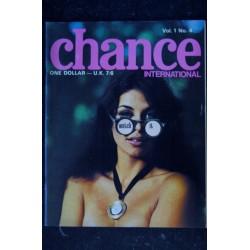 CHANCE Vol 01 N° 1 1966 01 RARE SIMONE RIES LORNA LANE FRANCOISE HARDY Samantha AUGUST