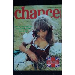 CHANCE Vol 01 N° 9 1966 09 RARE TRUDY SAM HASKINS SANDRA JULIA MARTINEZ SUZI MELBOURNE