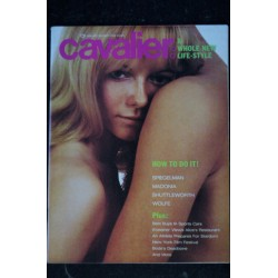 CAVALIER Vol 18 N° 10 1968 08 RARE CHRISTINE WIER RANDI LIND KAREN FEDDERSON James WYETH