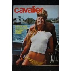 CAVALIER Vol 20 N° 9 1970 07 RARE NORMAN MAILER CANDICE BERGEN KIRSTEN LAMB ANN CUSHING