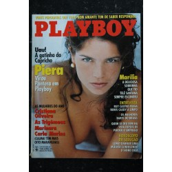 Playboy Russe * 1998 10 * LAURA LEE CINDY CRAWFORD * Pour Collectionneur