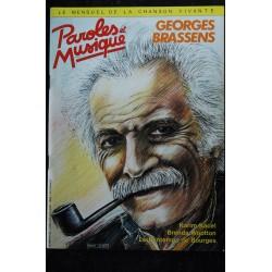 Paroles & Musique 31 * 1983 06 * EDITH PIAF Mannick Bruce SPRINGSTEEN
