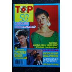 TOP 50 046 1987 01 * MADONNA BALAVOINE STATUS QUO HALLYDAY IMAGES