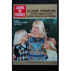 JOURS DE FRANCE 1271 STARMANIA Michel Berger France Gall