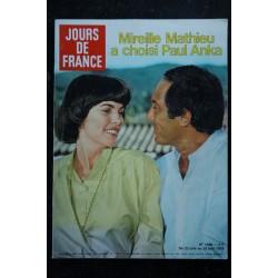 JOURS DE FRANCE 1275 1979 05 CLAUDE FRANCOIS Isabelle les deux enfants Cover + 8 pages