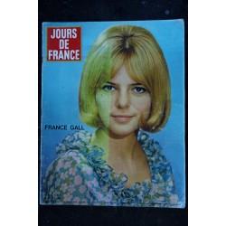 JOURS DE FRANCE 561 août 1965 SYLVIE VARTAN Cover + 5 pages FARAH Elsa Martinelli Beatles chez princesse Magaret